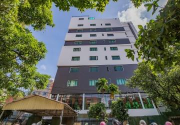 40 Units Hotel For Sale In Tonle Bassac, Phnom Penh