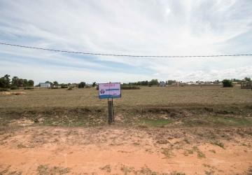 19000 sq.m. Land  For Sale - Chreav, Siem Reap
