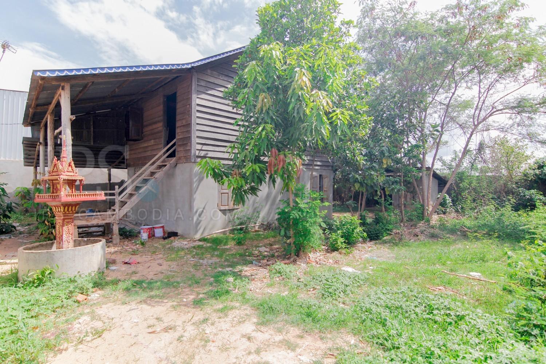 320 sq.m. Land For Sale - Chreav, Siem Reap