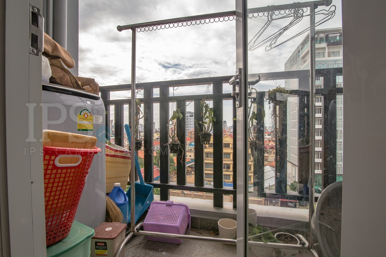 1 Bedroom Flat for Sale - Boeung Trabek, Phnom Penh