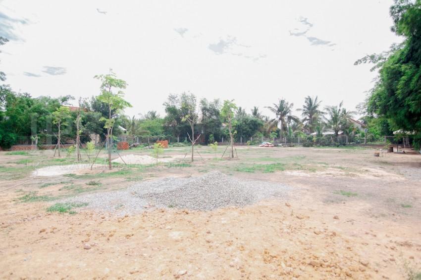 1,700sqm Land For Rent - Wat Athvear, Siem Reap