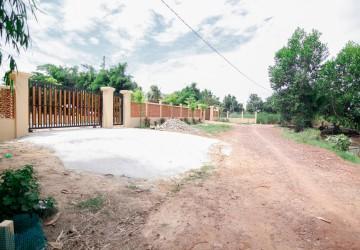 1,700sqm Land For Rent - Wat Athvear, Siem Reap thumbnail