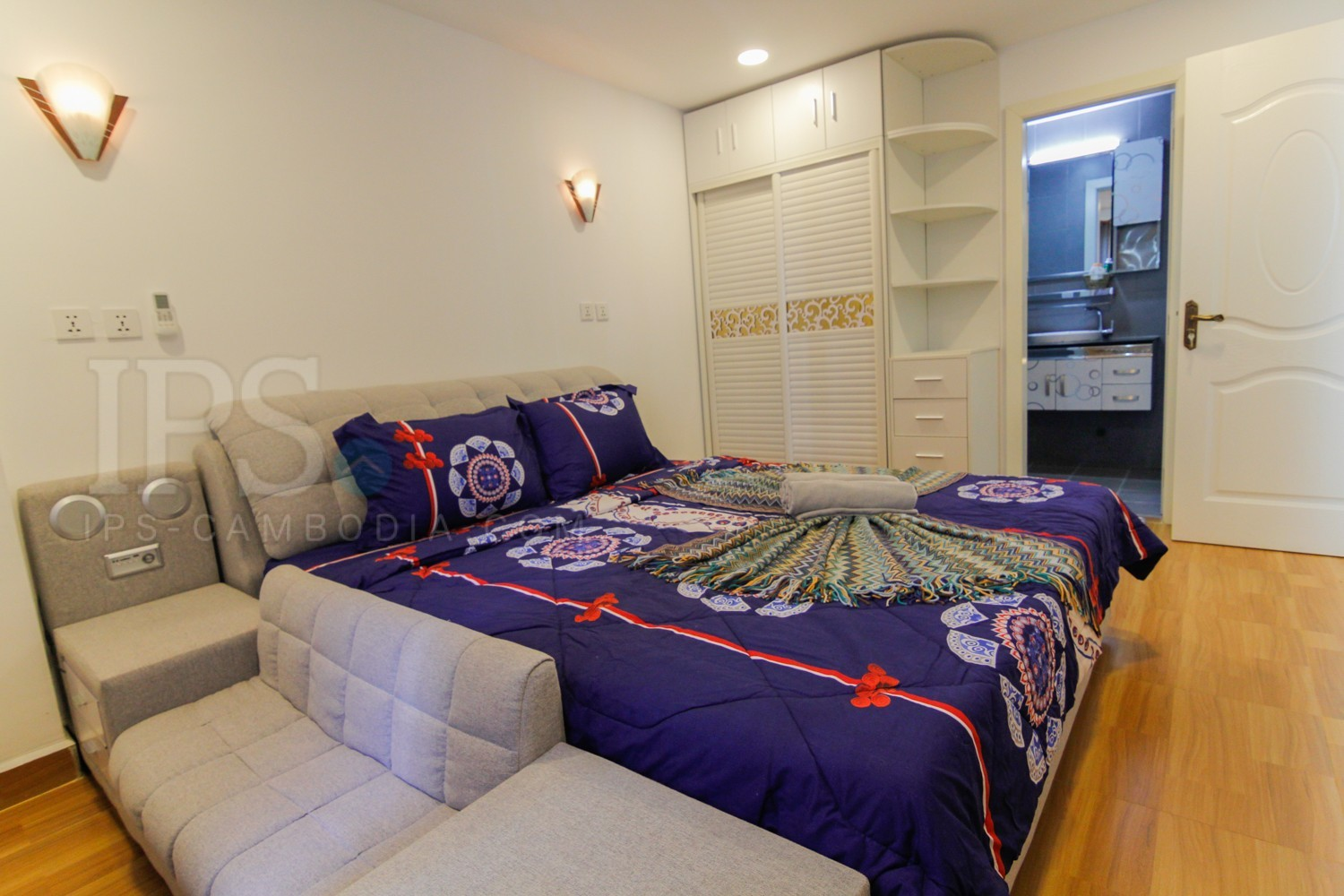 2 Bedroom Condo Unit For Sale - Svay Dangkum, Siem Reap