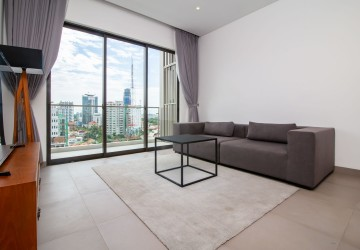 1 Bedroom Apartment  For Rent - BKK 1, Phnom Penh