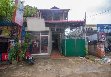 Town House For Sale - Sen Sok, Phnom Penh