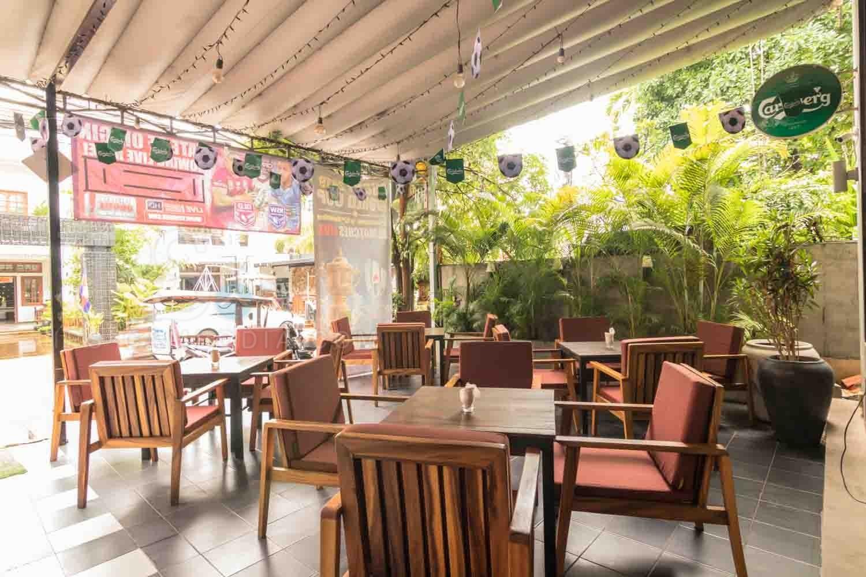 Bar Business For Sale - Old Market  Pub Street, Siem Reap