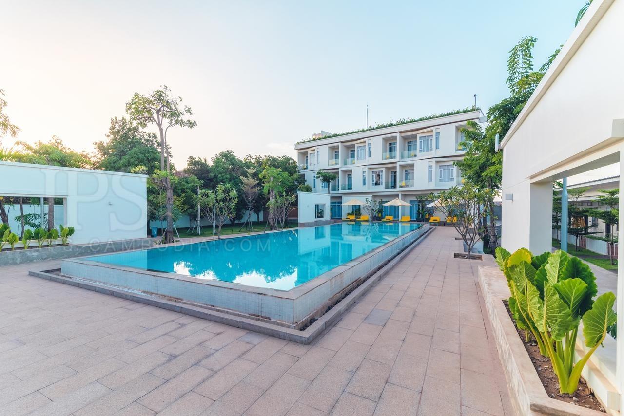 Studio Apartment For Rent - Sala Kamreuk, Siem Reap