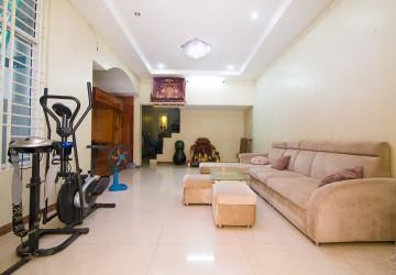 4 Bedroom Villa For Sale - Russey Keo, Phnom Penh