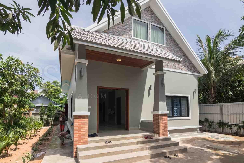 2 Bedroom Villa For Rent - Sala Kamreuk, Siem Reap