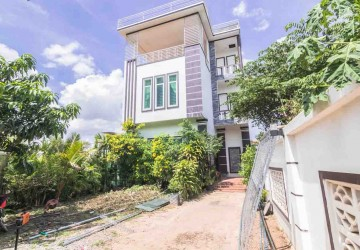 3 Bedroom Villa  For Rent - Wat Bo, Siem Reap