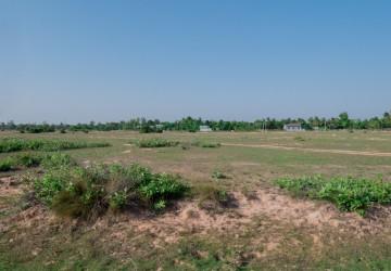 Land  For Sale - Bakong District, Siem Reap