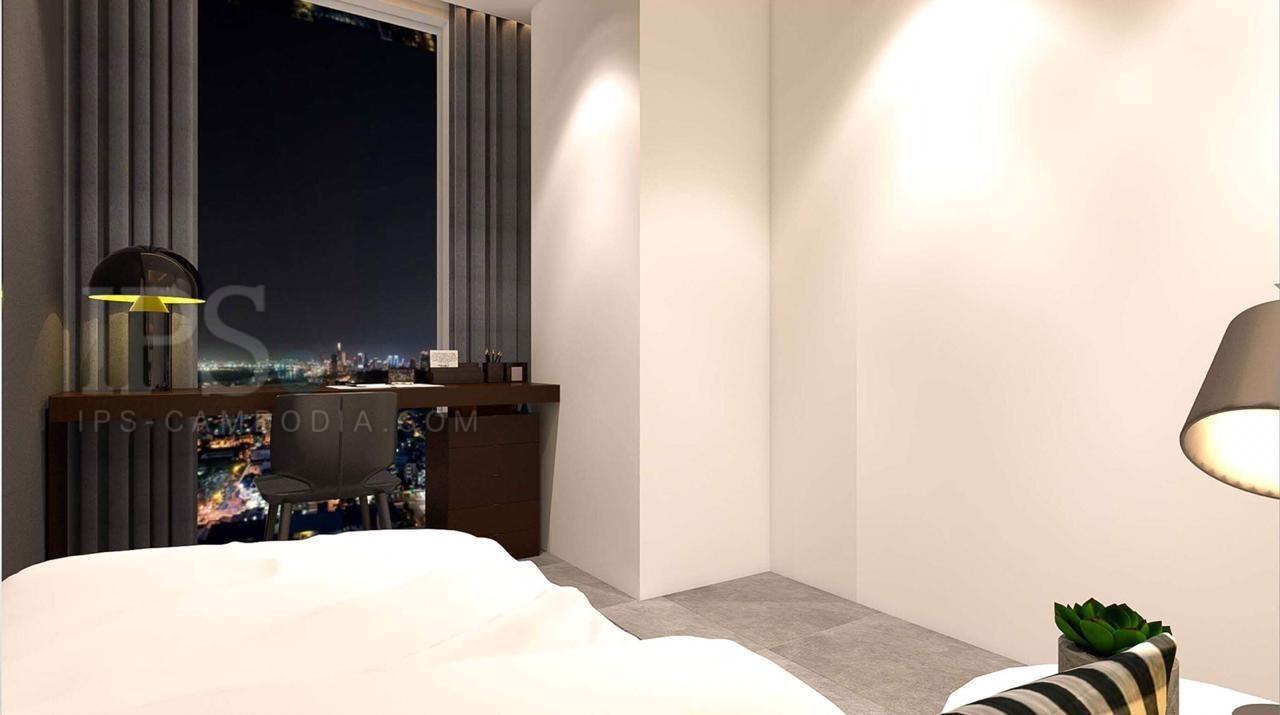 3 Bedroom Condo Unit For Sale - BKK1, Phnom Penh