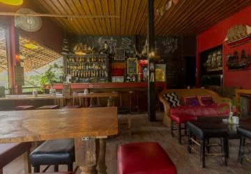 Restaurant Business For Sale - Svay Dangkum, Siem Reap thumbnail