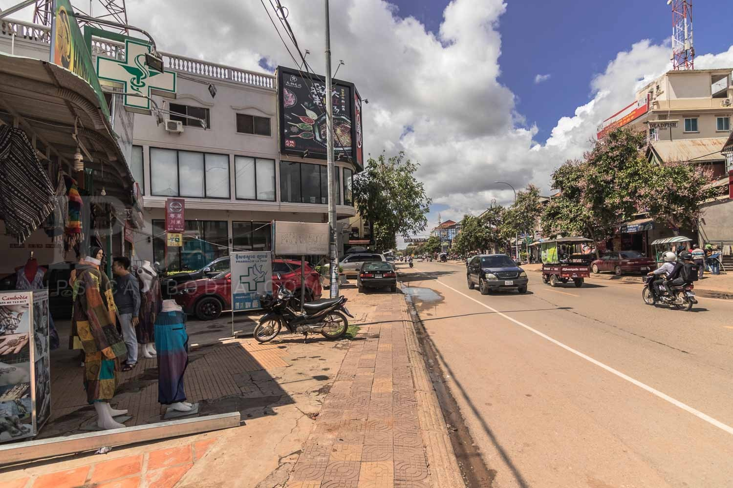 House For Sale in Old Market / Pub Street, Siem Reap