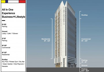 Strata Title Office For Sale - Toul Kok, Phnom Penh