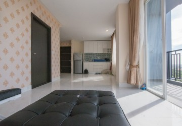 1 Bedroom Condo For Rent - Russey Keo, Phnom Penh