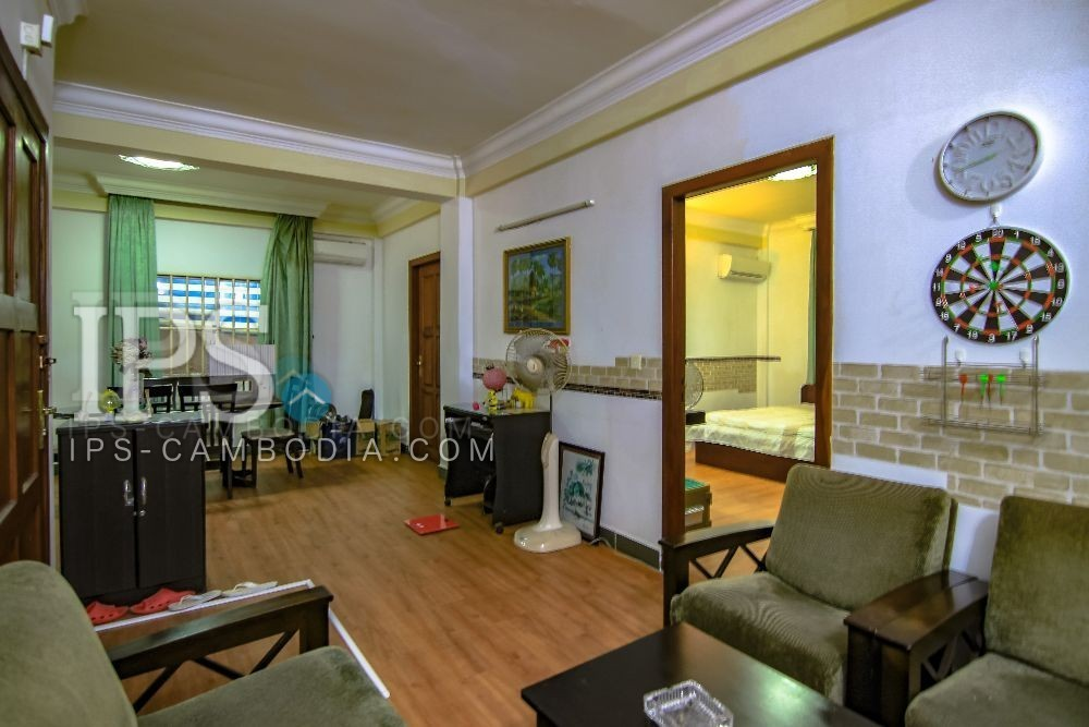 12 Unit Apartment Building For Sale - BKK1, Phnom Penh