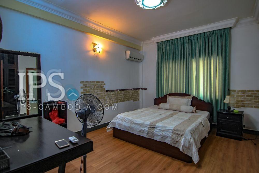 12 Unit Apartment Building For Sale - BKK1, Phnom Penh
