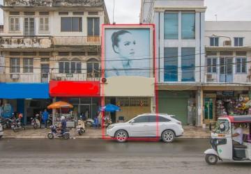 3 Bedroom Shop House For Rent - Chbar Ampov, Phnom Penh