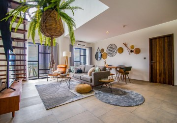 3 Bedroom Penthouse For Rent - Sen Sok, Phnom Penh