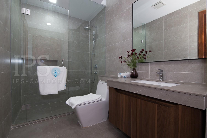 1 Bedroom Service Apartment For Rent - Toul Svay Prey II, Phnom Penh