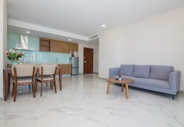 2 Bedroom Serviced Apartment For Rent - Toul Svay Prey II, Phnom Penh