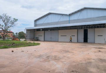 2,265 Sqm Warehouse For Rent - Svay Thom, Siem Reap