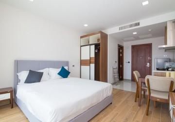 Studio Apartment For Rent - Toul Svay Prey II, Phnom Penh