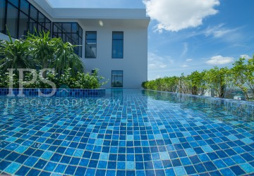 3 Bedroom Penthouse For Rent - Toul Svay Prey II, Phnom Penh thumbnail