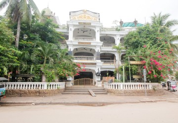 Hotel  For Rent - Old Market / Pub Street, Siem Reap thumbnail