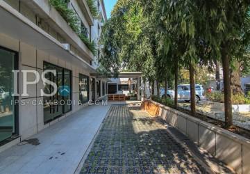 80 sqm. Retail Space for Rent - Wat Phnom
