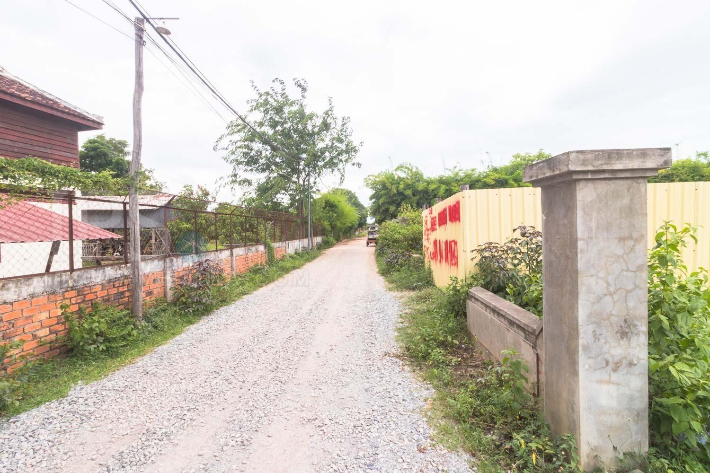 2,300 sqm Land  For Sale - Sra Ngae, Siem Reap