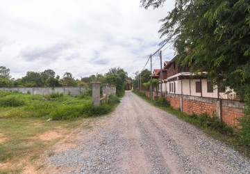 2,300 sqm Land  For Sale - Sra Ngae, Siem Reap