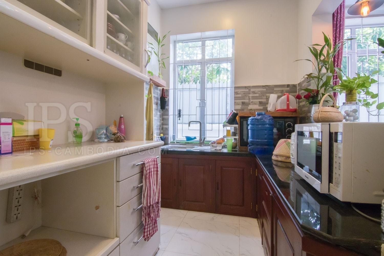 4 Bedroom Villa For Rent - Svay Dangkum, Siem Reap