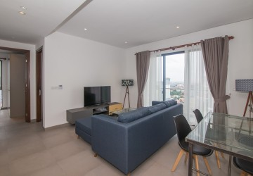 2 Bedroom Condo For Rent - BKK1,Phnom Penh