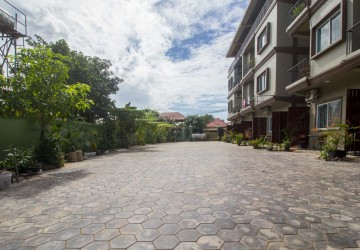 Studio  Apartment For Rent - Svay Dangkum, Siem Reap