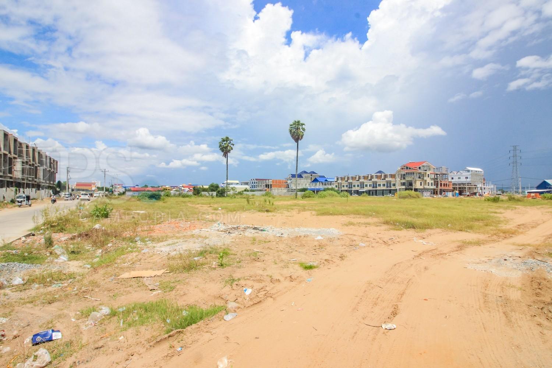 12,000 sq.m. Land For Lease on Hun Sen Blvd, Phnom Penh