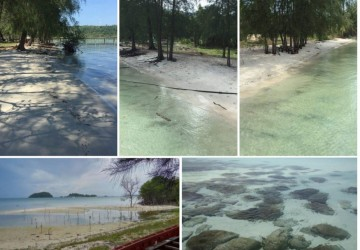 13500 sq.m. Land For Sale - Kaoh Rung, Sihanoukville