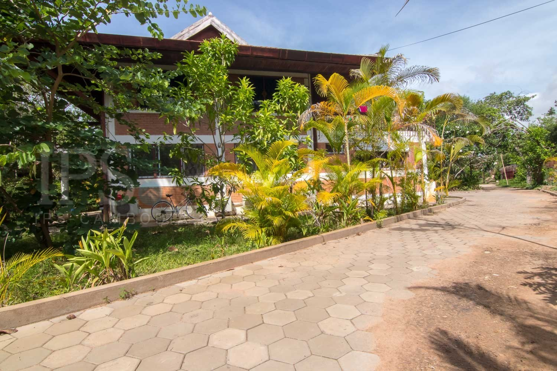 4 Bedroom Villa For Rent - Slor Kram, Siem Reap