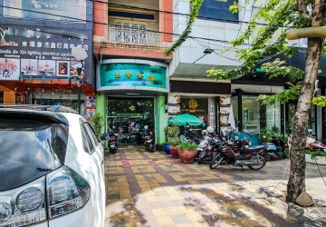 4-Storey Shophouse for Sale - Tumnup Teuk, Phnom Penh
