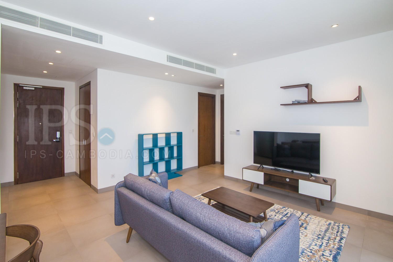 2 Bedroom Apartment For Sale-Embassy Central- BKK1, Phnom Penh