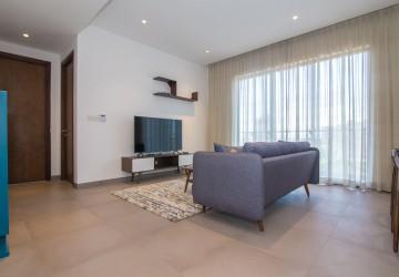 2 Bedroom Apartment For Rent - BKK1, Phnom Penh  thumbnail