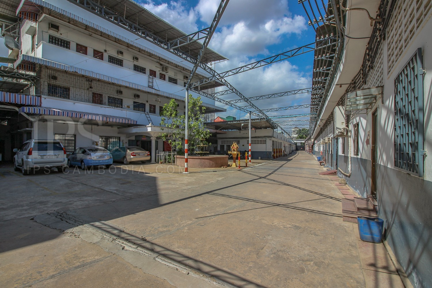 264 Sqm Warehouse For Rent - Khan Meanchey, Phnom Penh