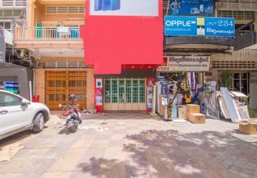 2 Bedroom Shophouse For Rent - Sangkat Olympic, Phnom Penh thumbnail