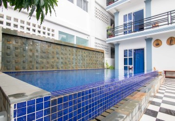 1 Bedroom Serviced Apartment  For Rent - Svay Dangkum, Siem Reap