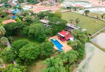 Luxury Garden Villa for Rent - Siem Reap
