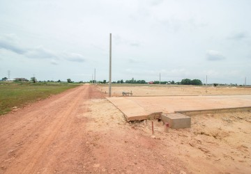 2,866sqm Land For Sale - Chreav, Siem Reap