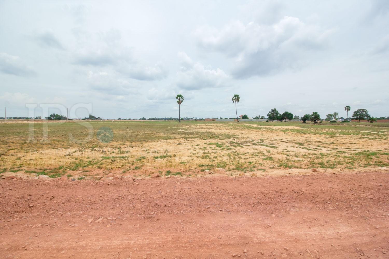 2,866sqm Land For Sale - Chreav, Siem Reap