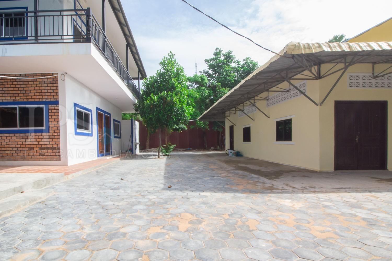 2  House 4 Bedroom For Rent - Sala Kamreuk, Siem Reap