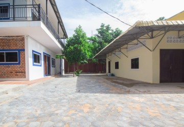 4 Room House For Rent - Sala Kamreuk, Siem Reap thumbnail